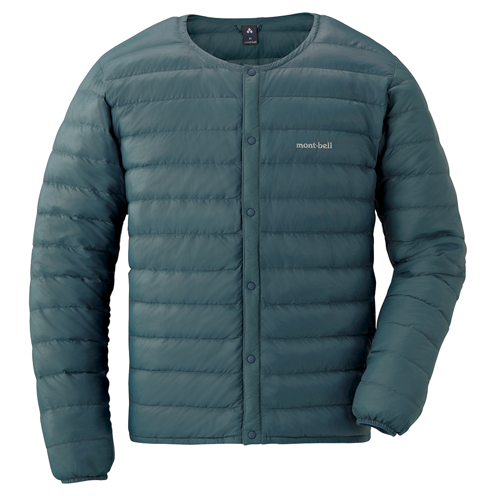 220deef7d619 Superior Down Round Neck Jacket Men's | Factory Outlet | ONLINE SHOP |  Montbell