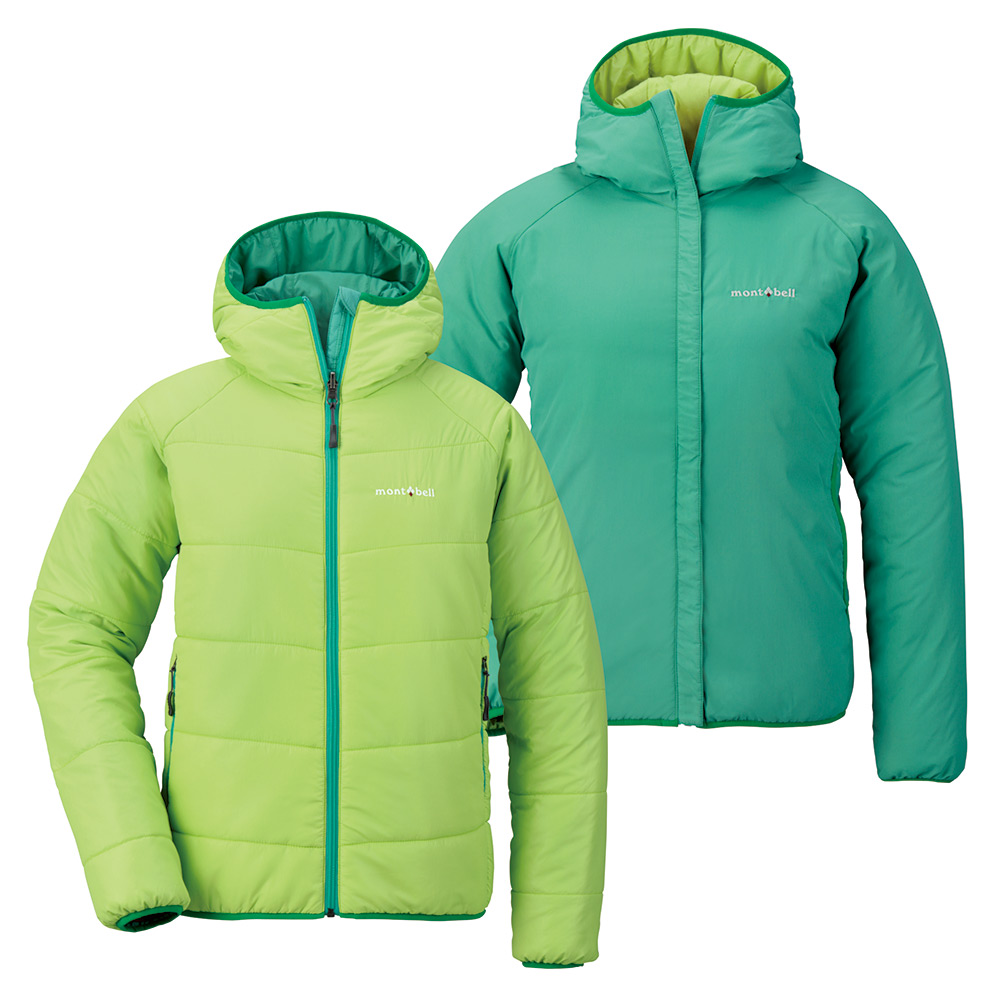 Thermaland Parka Women's | Factory Outlet | ONLINE SHOP | Montbell