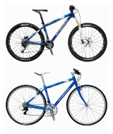 MTB and Cross Bike from 「SCHEIDEGG」
