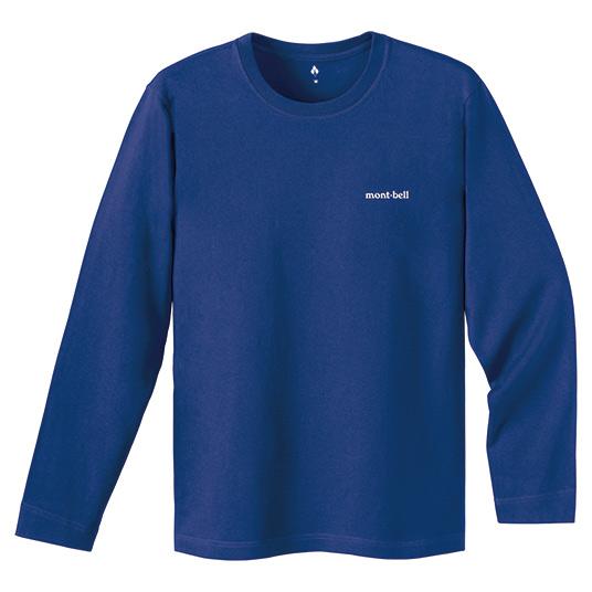 Pear Skin Cotton Long Sleeve T Men's   Clothing   ONLINE