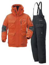 Polar Down Parka and Bib